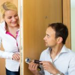 Replacement of locks by Naples Locksmith 24/7