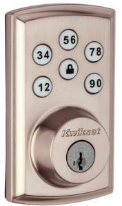 kwikset smart lock code change