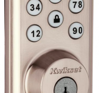 kwikset smart lock code change