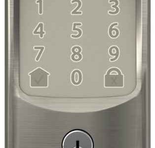 schlage encode smart lock
