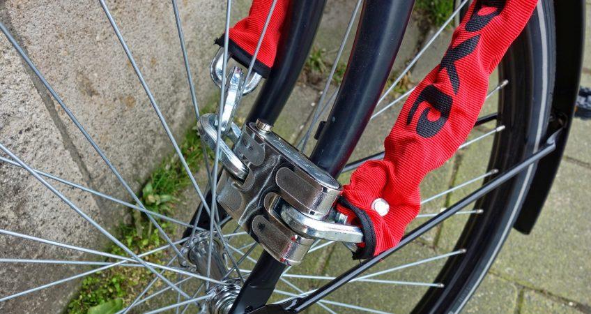 chain lock for bike