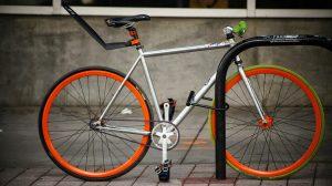 u lock for bike